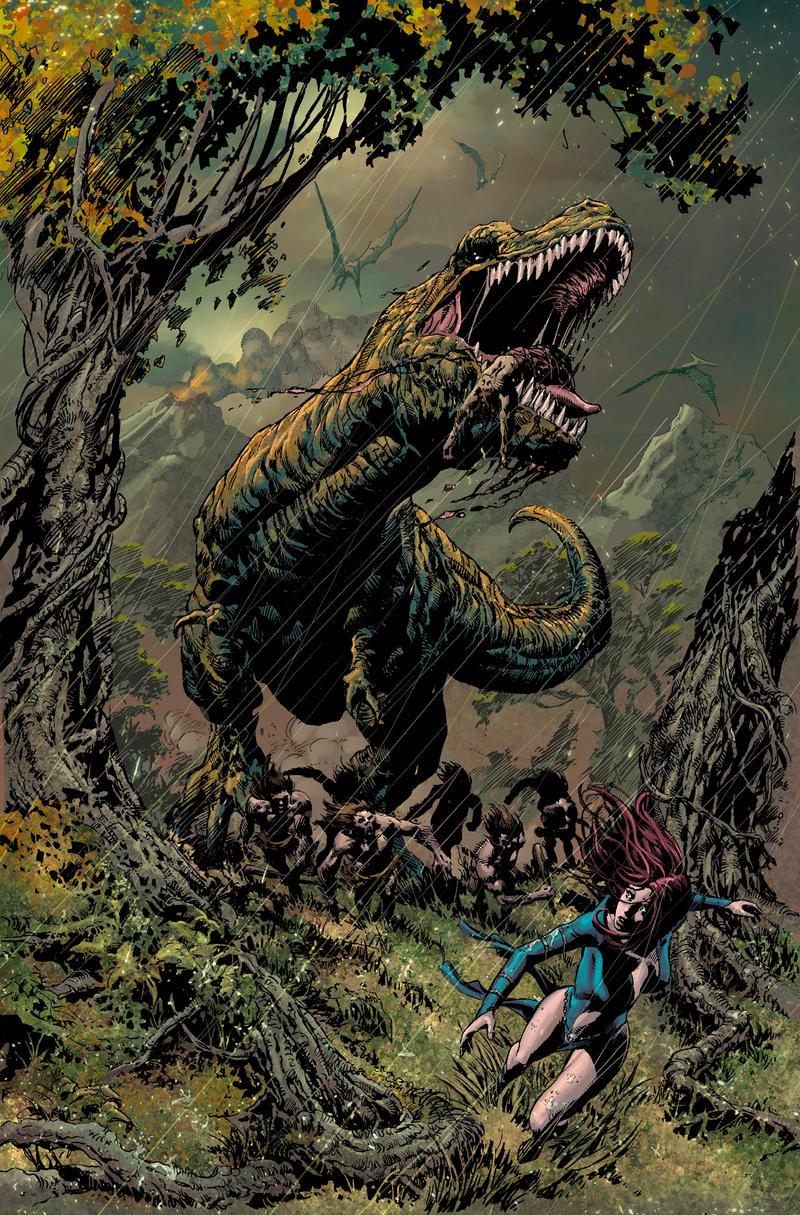 Denver, The Last Dinosaur by Summerset