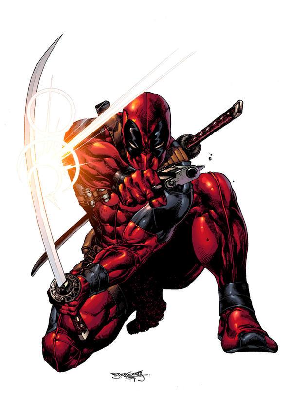 Deadpool 14 variant cover