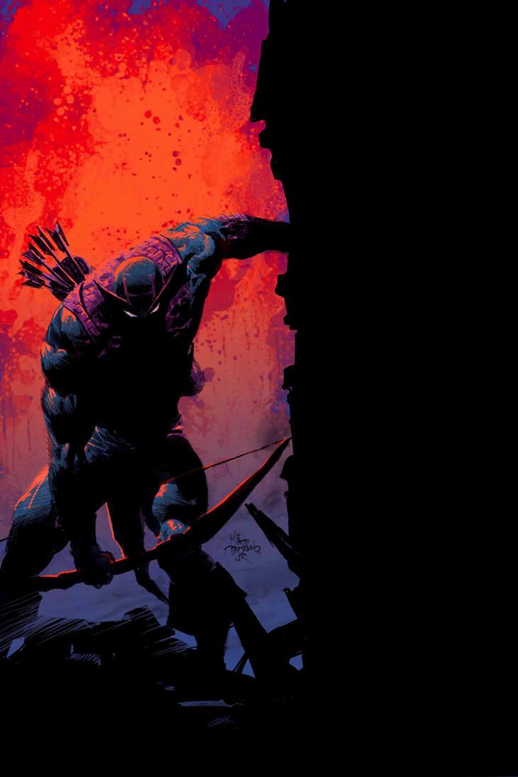 Dark Avengers 15 by Summerset
