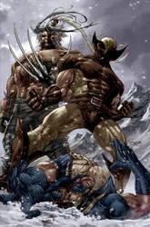 Dark Wolverine 86 by Summerset