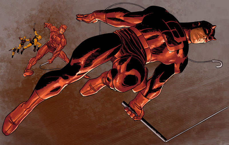 DAREDEVIL:Man Without Fear TPB
