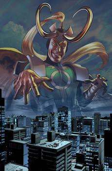 I AM AN AVENGER 3: Loki