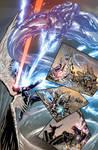 EXODUS: Iceman vs Mimic by Summerset