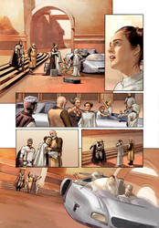STAR WARS  #1 Pg 17 by Summerset