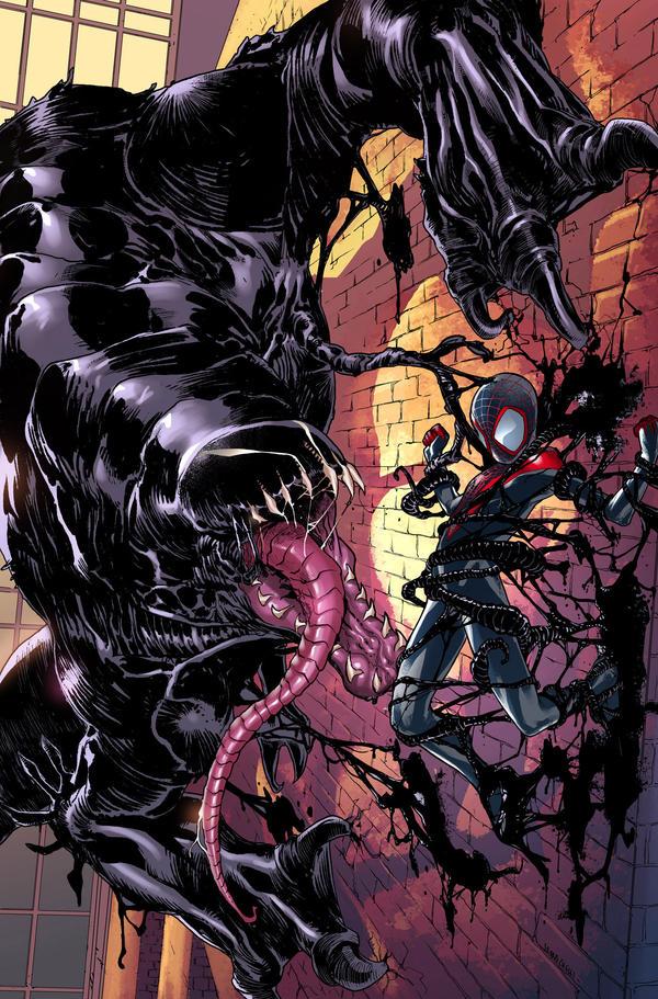 ULTIMATE SPIDER-MEN #22 by Summerset