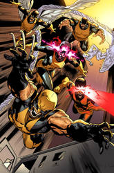 ALL NEW X-MEN# 10 page 3