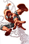 SUPERIOR SPIDER-MAN 4 Variant Cover