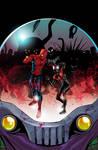 SPIDER-MEN#3 COVER
