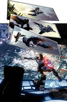 SECRET AVENGERS #8 page 19 by Summerset