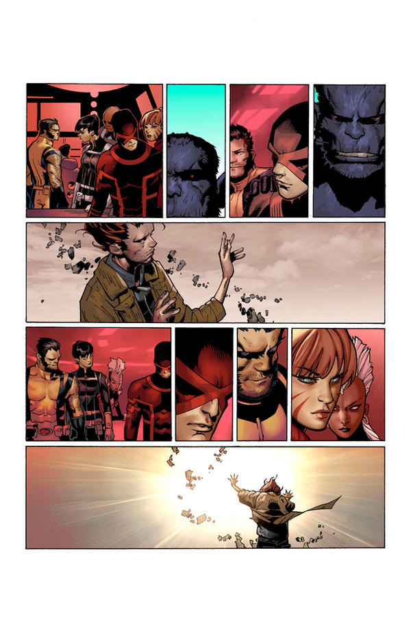 UNCANNY X-MEN 27 page 3 by Summerset