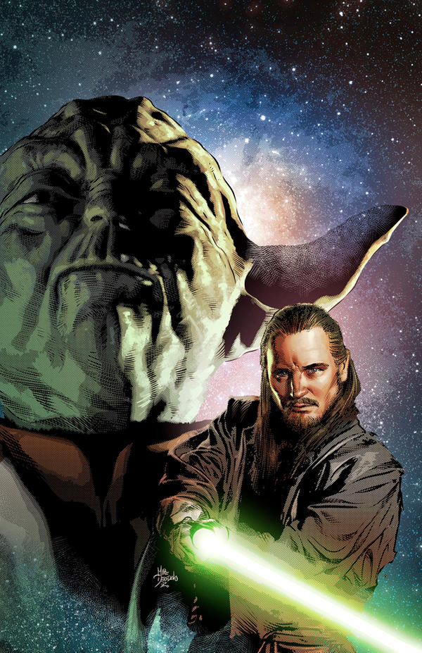 STARWARS 27 cover by Summerset