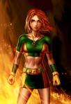 Rachel Summers: Marvel Girl