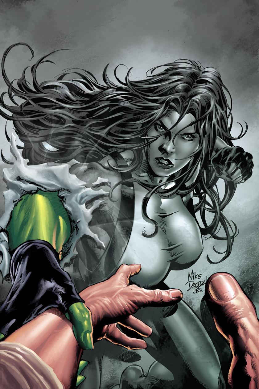 She-Hulk 22 by Summerset