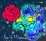 Finrir Pusada the Shadow Wolf