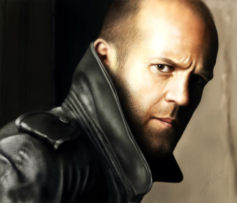 Jason Statham by GoRo112