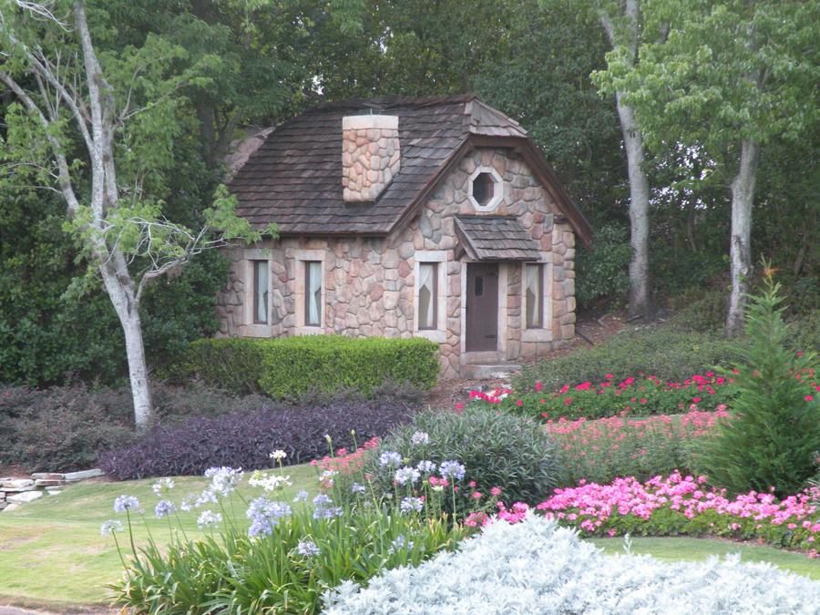 Cottage by JappasStickyStock