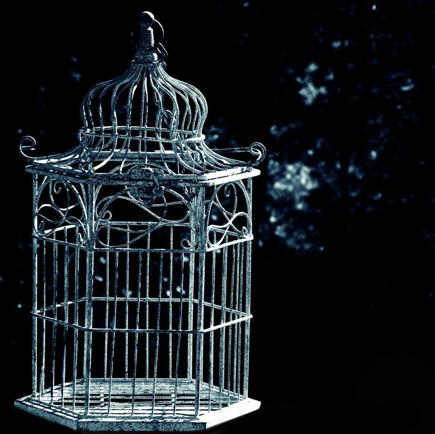 Cage by JappasStickyStock
