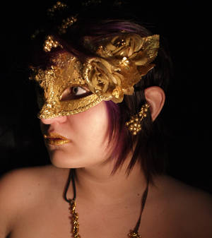 gold mask 5