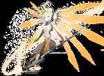 OW]mercy_default skin