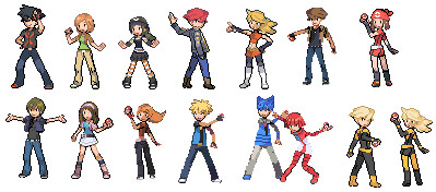 How To Make Pixeled Sprites In Paint Net