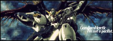 Gundam Wing Zero by hemagoku