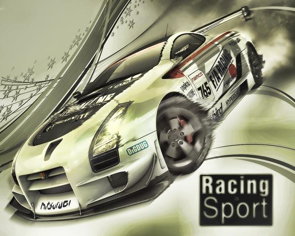 racing by hemagoku
