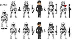 Unit Class (Officer) by Iammicroman on DeviantArt