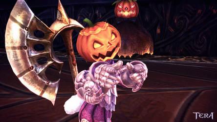 Yun is the Pumpkin Queen!