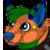 Avatar for amiofwolfrun by Kenisya