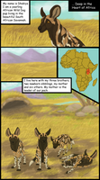 In the Heart of Africa pg 1