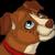 Roux Pup Avatar by Kenisya