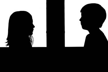 If Silhouettes Could Speak by resonnance