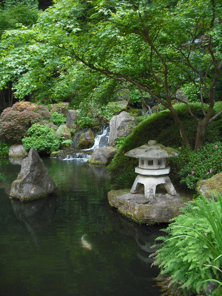 Meditation garden by dark sapphire lotus on deviantart for Japanese meditation garden