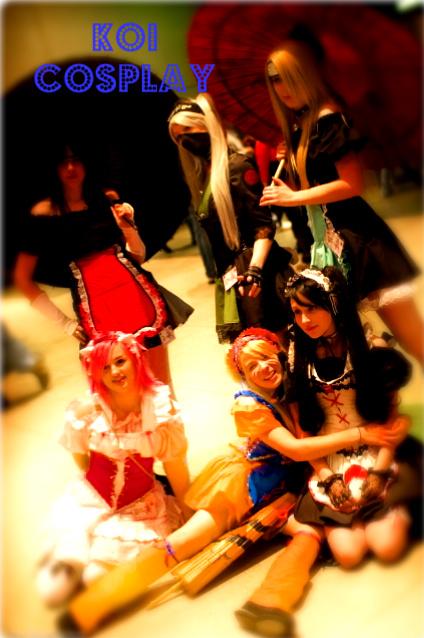 Koi Cosplay FanArt by Yaoi-SasuNaru-Love