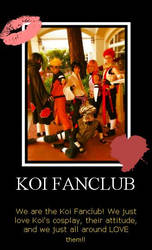 Koi-FanClub ID by Yaoi-SasuNaru-Love