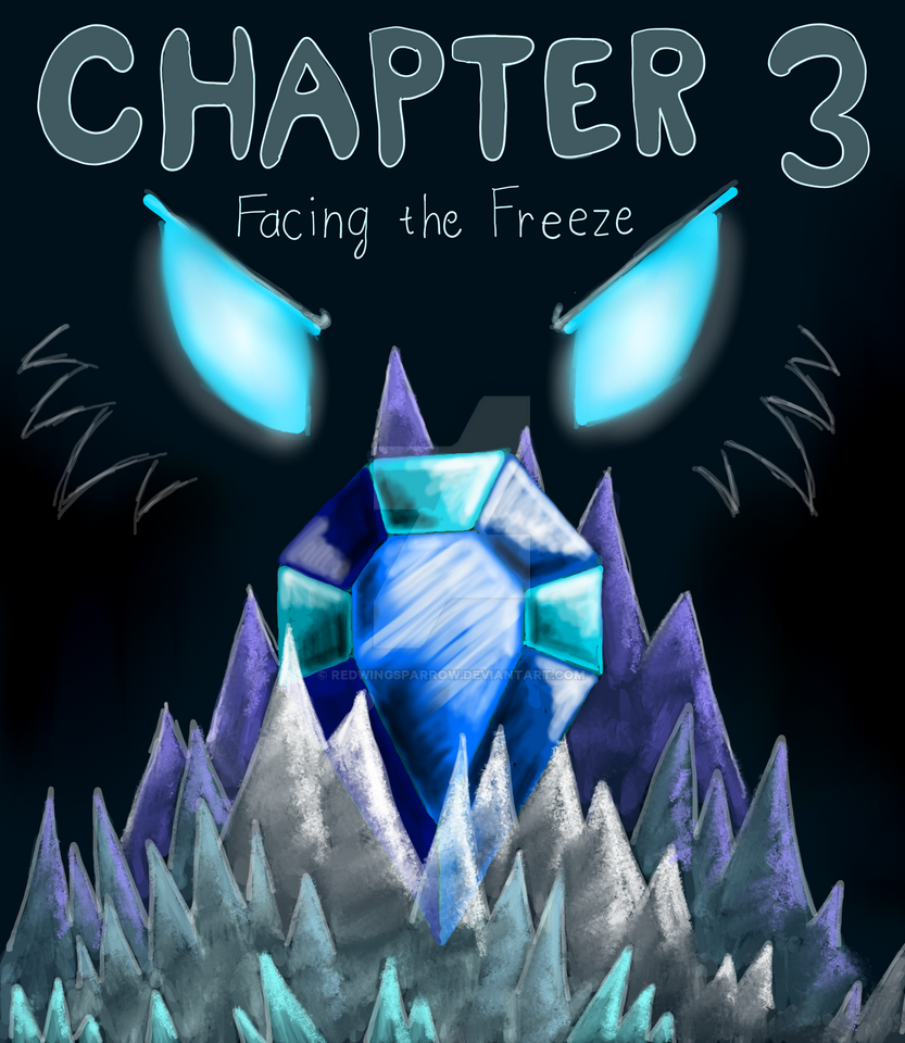 Chapter 3 Front Page by Redwingsparrow