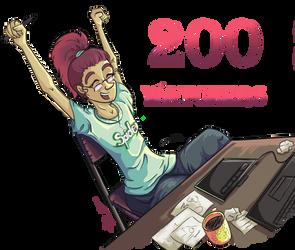 200 Watchers+2