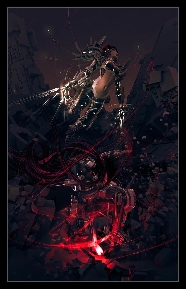dnb spirit mk.ii by darkhalo