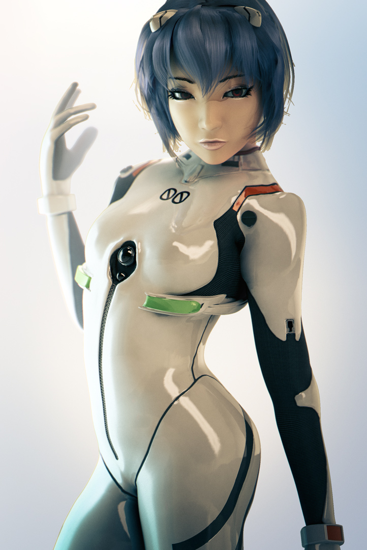 Rei by darkhalo