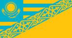 Flag Game - Kazakhstan