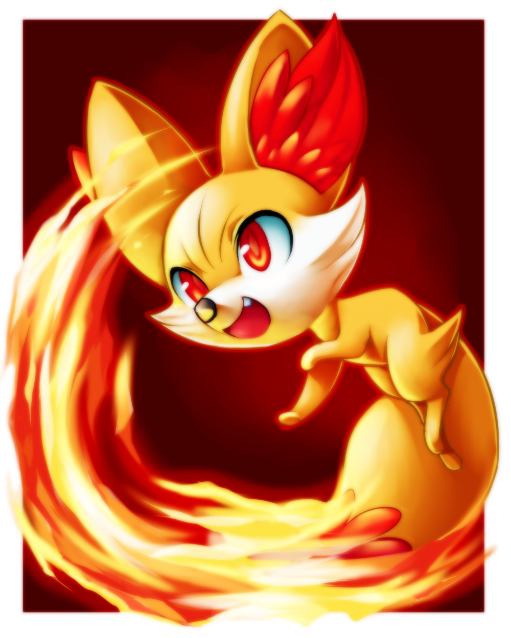 BURN BABY BURN by Centchi