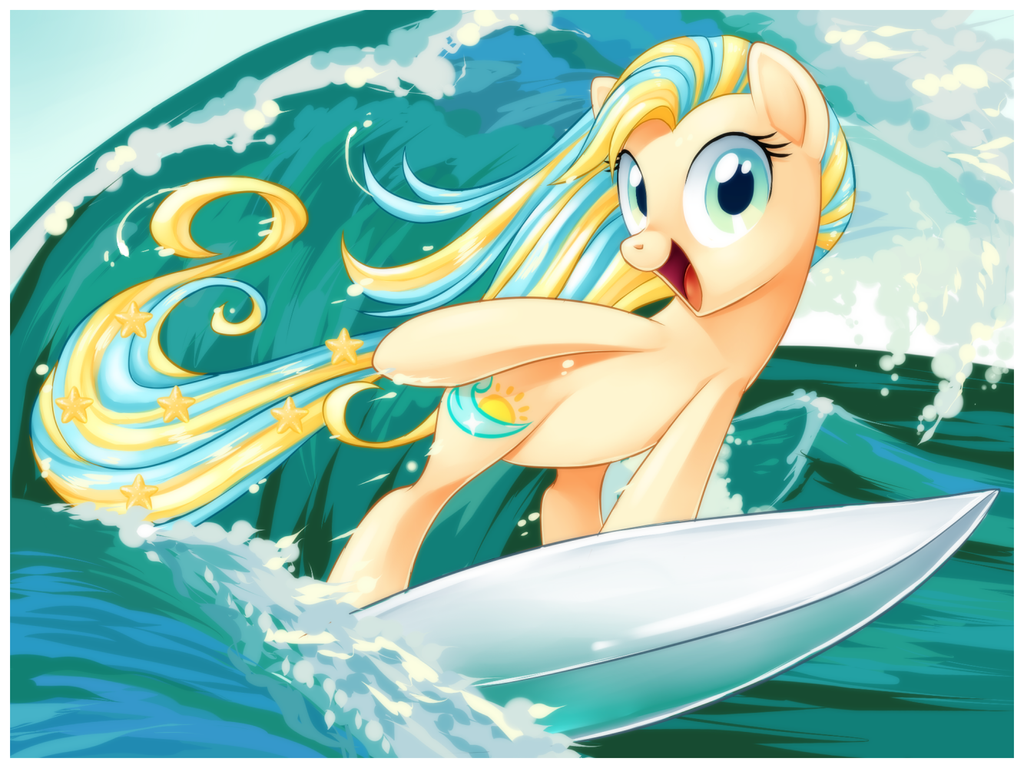 Surf's Up by Centchi