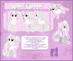 Rosey Cheeks Reference Guide by Centchi