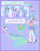 Sleepy Skies Reference Guide by Centchi