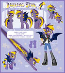 Blazing Star Official Reference Guide