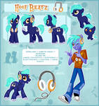 Hoof Beatz Official Reference Guide by Centchi