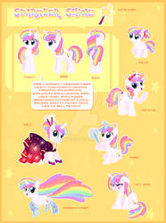 Sparkler Shine Reference Sheet