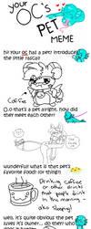 my OC's pet meme by SleepyKweenOwO