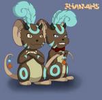 Transformice shamans