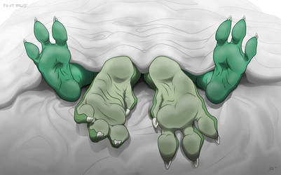 Bed Claws by Foot-paws